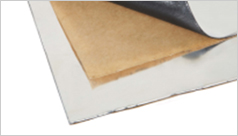 AL-composite damping sheet